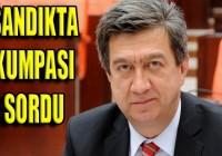 CHP'Lİ ÖĞÜT SANDIKTA KUMPAS İDDİALARINI BAŞBAKAN'A SORDU